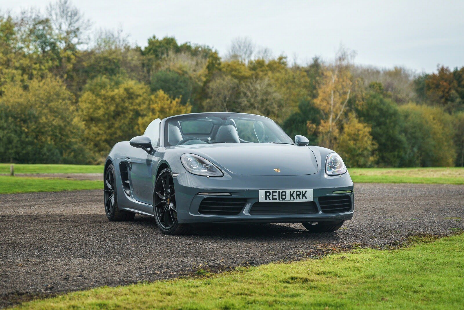 718 Boxster Roadster