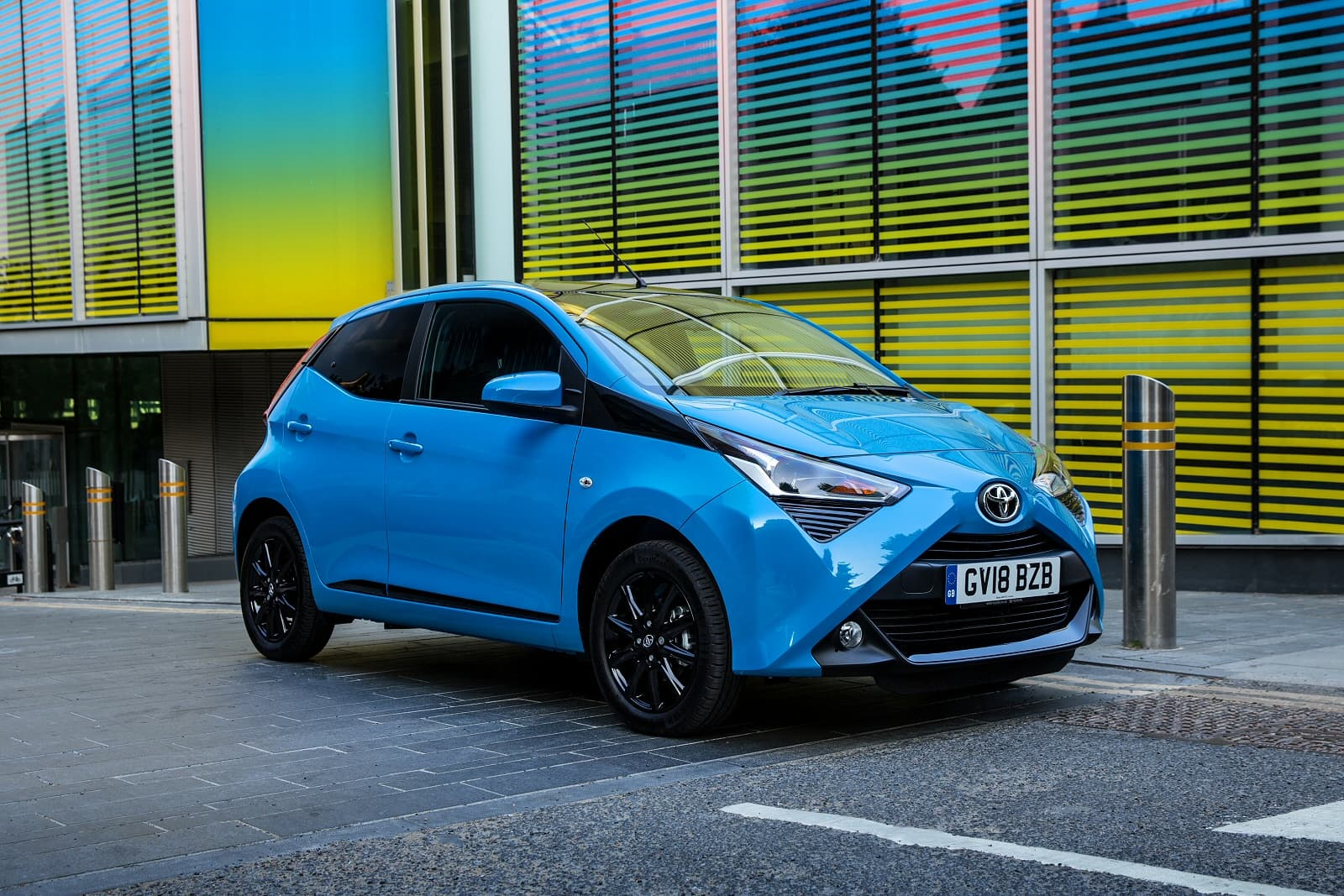 Aygo Hatchback Special Editions