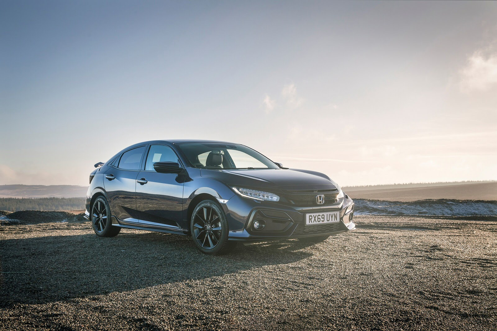 Civic Hatchback Special Editions