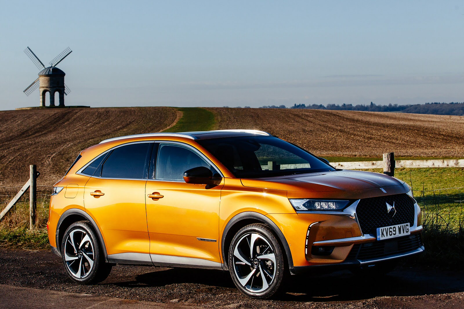Ds 7 Crossback Hatchback