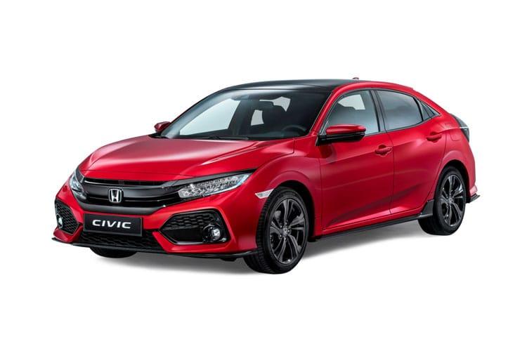 Civic 5-Door Hatch