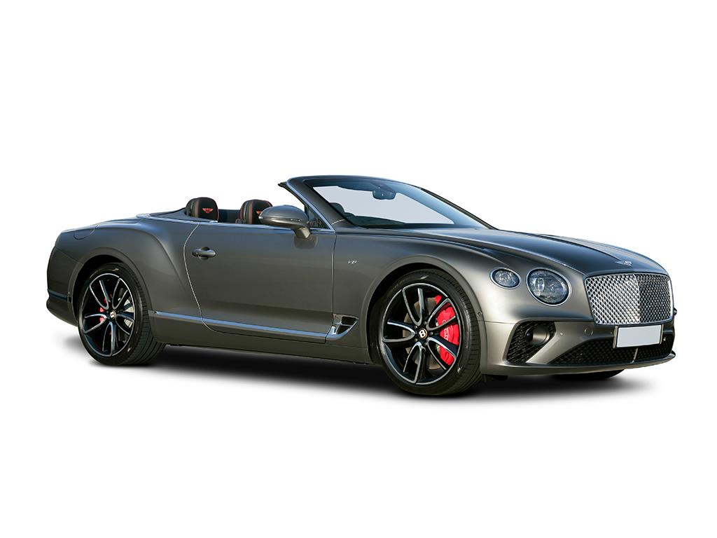 Continental Gtc Convertible