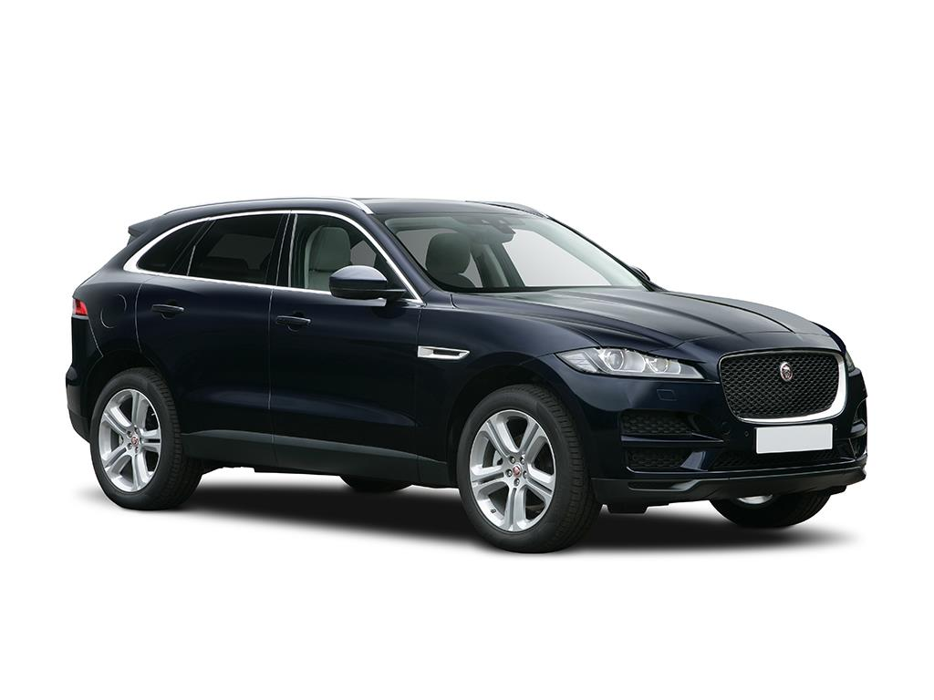 F-pace Estate Special Editions