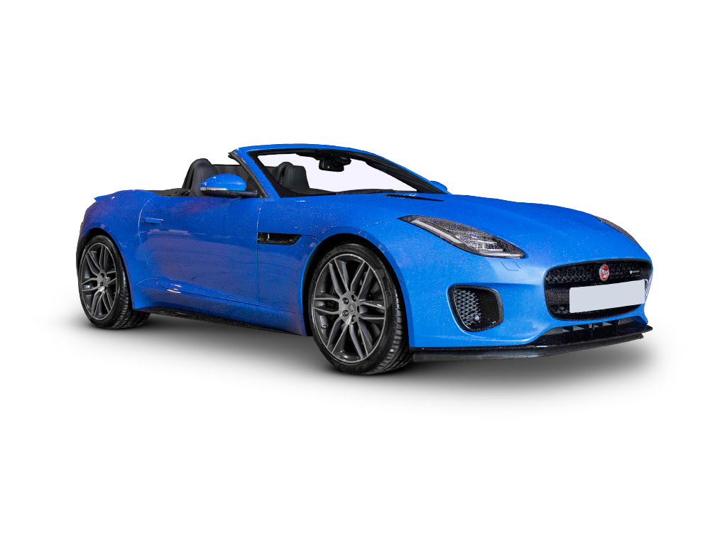 F-type Convertible Special Editions