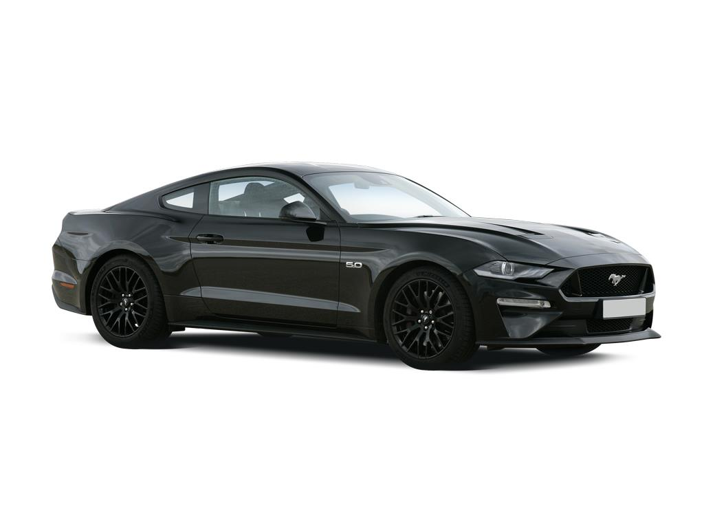 Mustang Fastback Special Editions