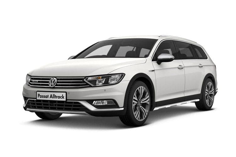 Passat Alltrack Estate