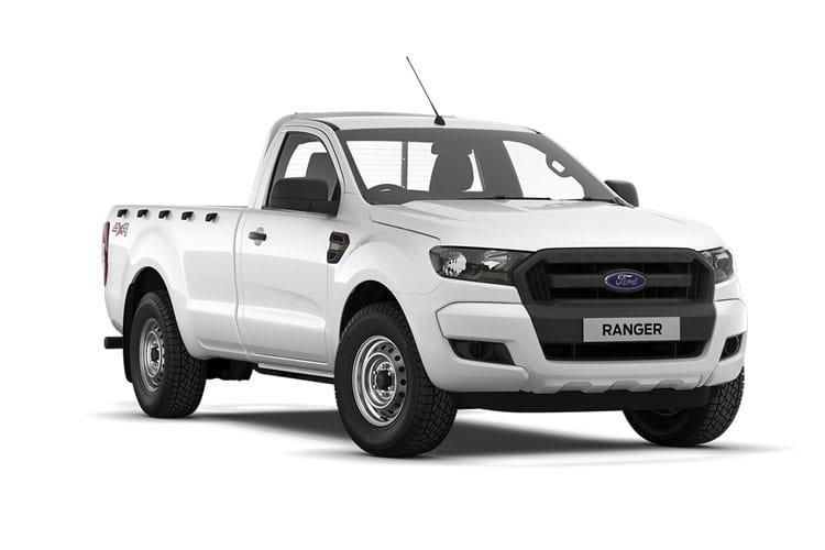 Ranger Pick Up